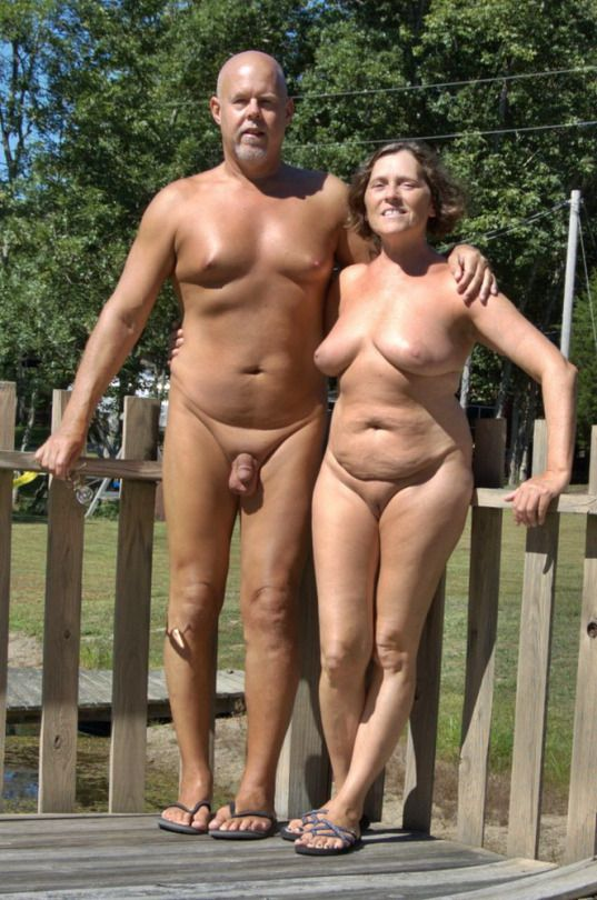 Couple kicked off nudist campsite after defending man with morning glory