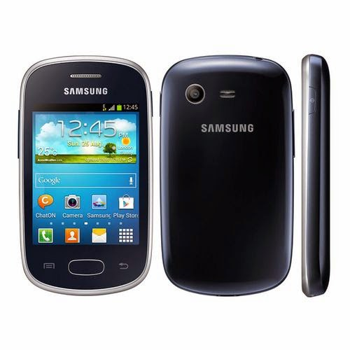 samsung galaxy star noir smartphone 3 pouces comparatif smartphones. Black Bedroom Furniture Sets. Home Design Ideas