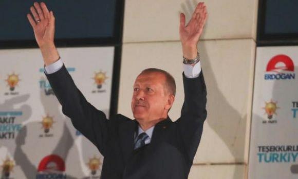 اللجنة العليا تعلن رسميا فوز أردوغان في الانتخابات الرئاسية