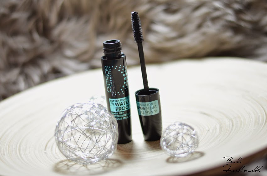 Catrice Better Tan Waterproof Wash Off Wasterresistant Volume Mascara offen