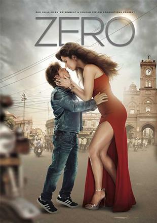 Zero 2018 Full Hindi Movie Download HDRip 720p