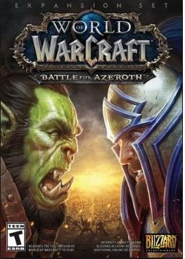 متطلبات تشغيل لعبة World of Warcraft Battle for Azeroth على الكمبيتر