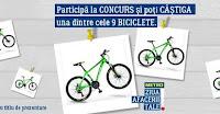 Castiga o super bicicleta mountain bike
