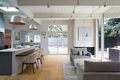 Desain Interior Apartemen Sentuhan Minimalis