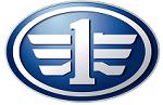 Logo FAW marca de autos