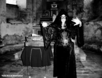 Dame Silu de Mordomoire