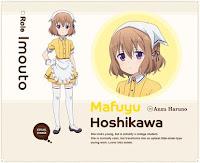 โฮชิคาวะ มาฟุยุ (Hoshikawa Mafuyu) @ Blend S