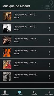 Wolfgang Amadeus Mozart: Musique Classique Mozart%2BMusic%2BiPhone%2BScreenshot%2B4