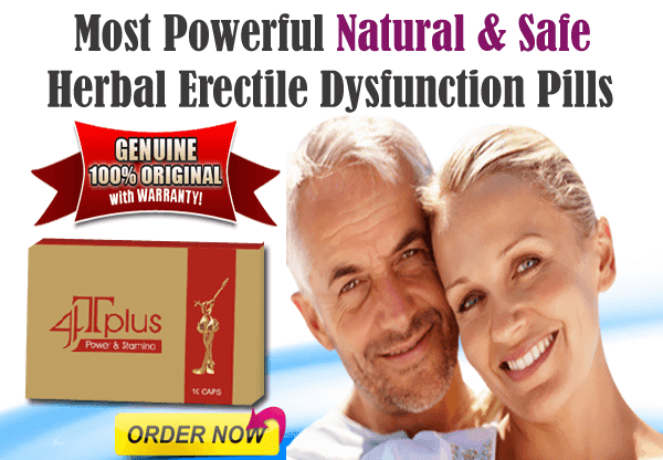 Herbal Erectile Dysfunction Pills