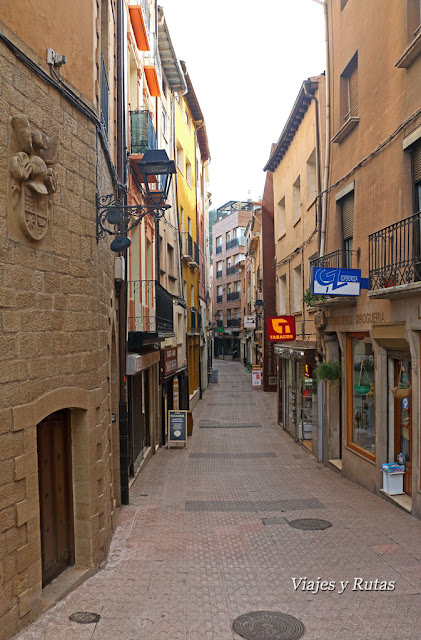 Calle Mayor de Nájera