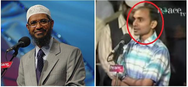 """Siapa Yang Menciptakan Tuhan? Jawaban Lucu Dr Zakir Naik """"Skak Mat"""" Ateis ( Video )"""