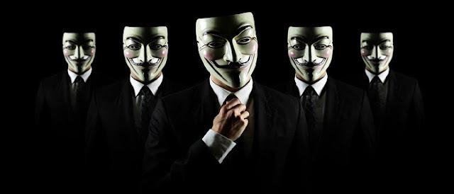 Anonymous age rápido e 'bloqueia' site do Tribunal de Justiça do Rio de Janeiro.