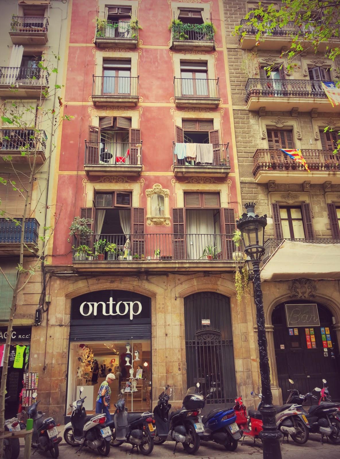 Cituat Vella Barcelona El Born La Ribera