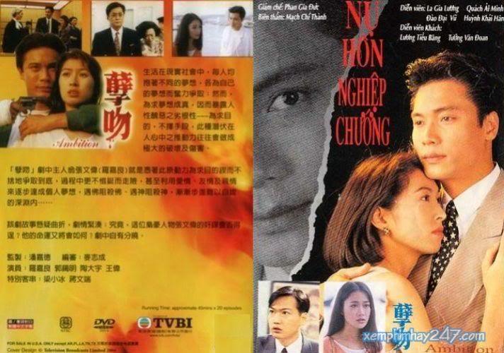 http://xemphimhay247.com - Xem phim hay 247 - Nụ Hôn Nghiệp Chướng - Tham Vọng (1993) - Ambition (1993)
