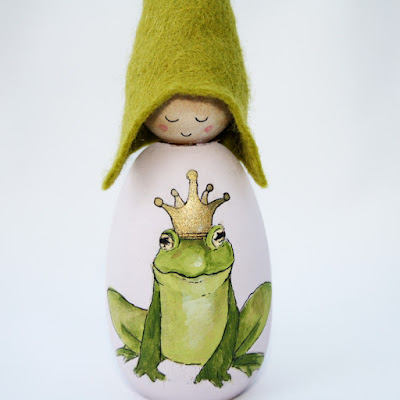 frog prince cornish pixie