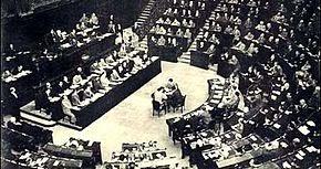 Riforma costituzionale: 1° il bicameralismo perfetto