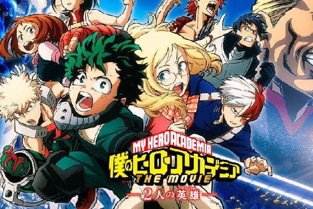 Download OST Anime Boku no Hero Academia The Movie: Futari no Hero Full Version