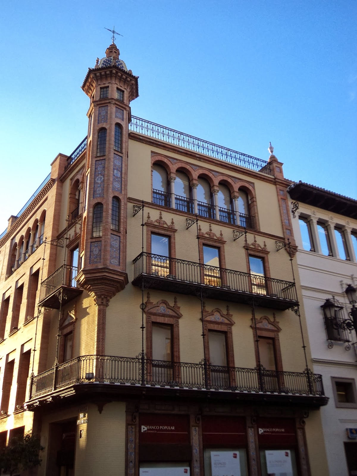 casa Álvaro Dávila Sevilla