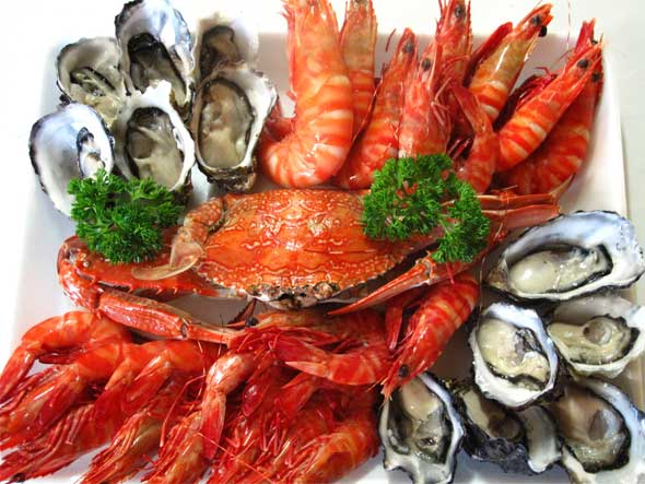 Kumpulan Resep Masakan Seafood