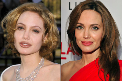 Angelina Jolie Natural Blonde 64