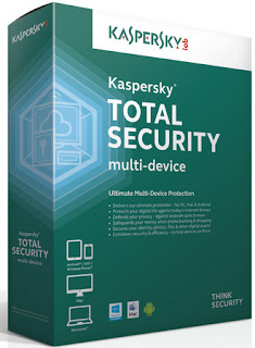 Kaspersky Total Security 2016 v16.0 with trial reset & Licence Key