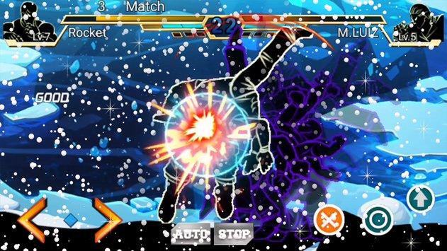 Street Shadow Fighting Champion MOD APK terbaru