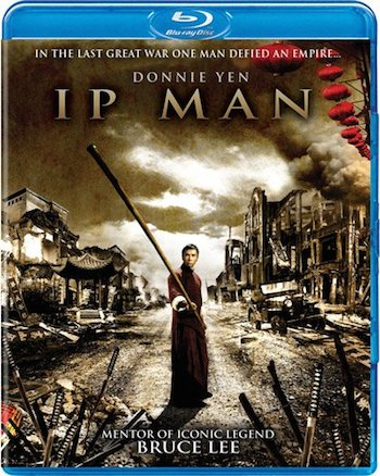 poster of Ip Man 2008 Dual Audio BluRay Download 300mb hdrip
