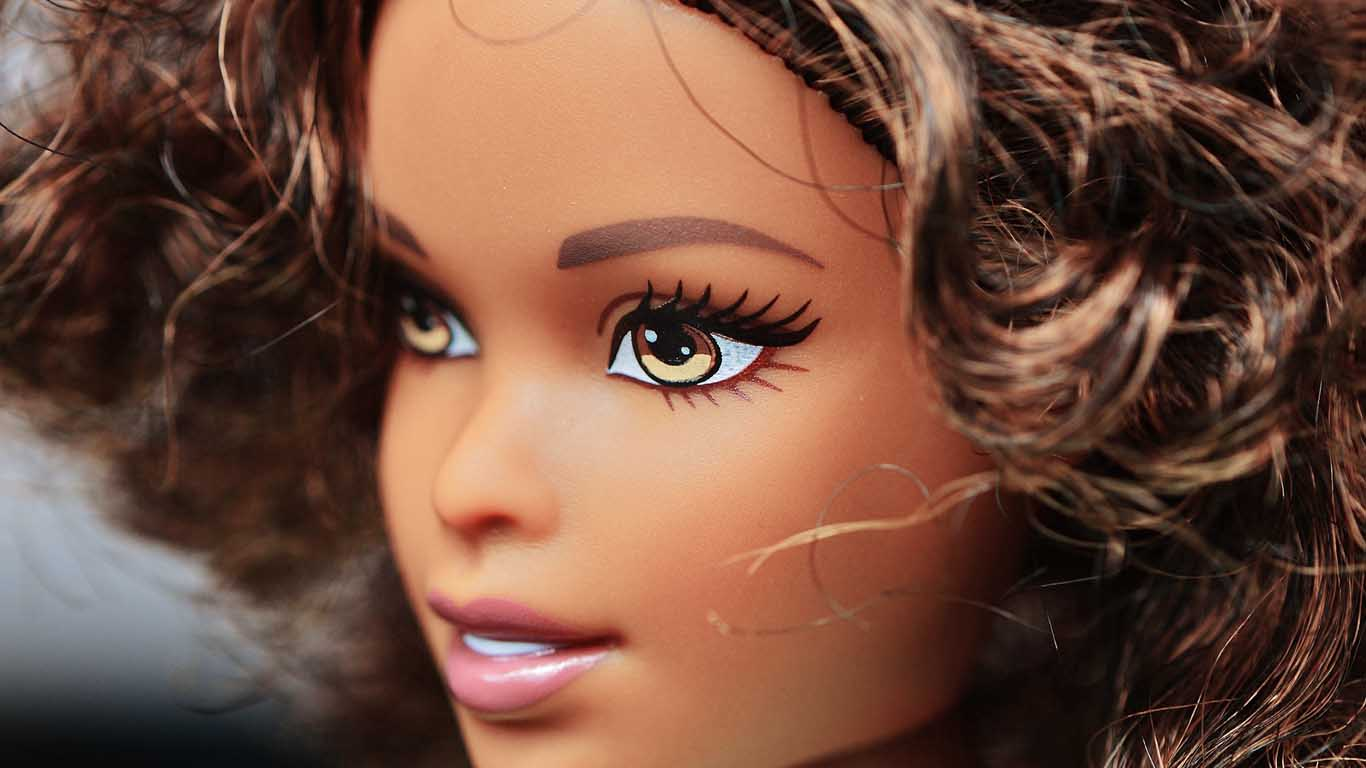 latest HD barbie doll image