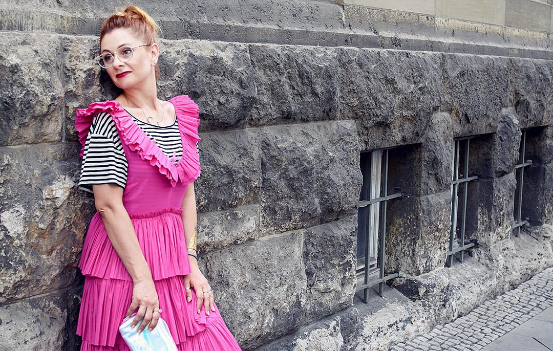 Modebloggerin über 40, Modeinspiration für Frauen