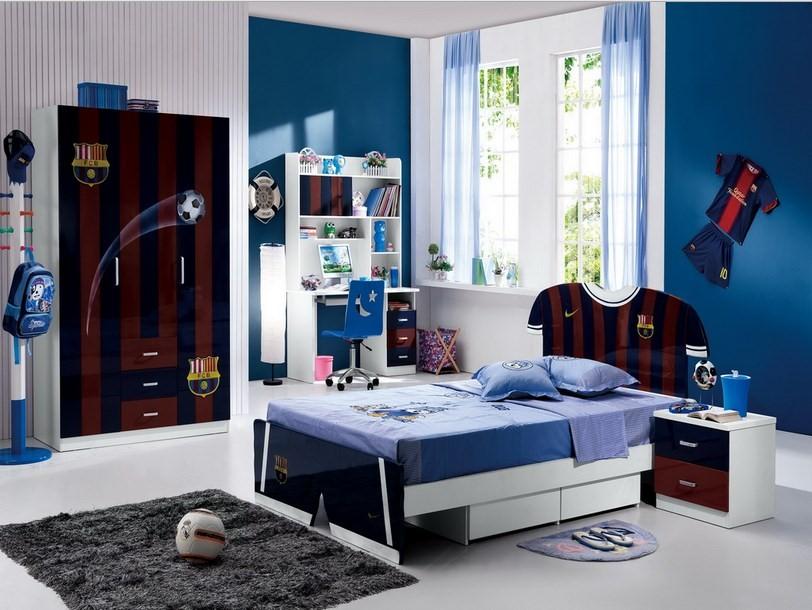 warna cat tembok untuk kamar tidur anak 2