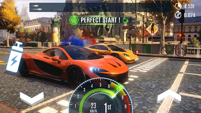 Asphalt Street Storm Racing Mod Apk Gratis Terbaru