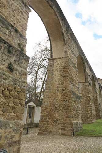 Aqueduto de São Sebastião, Coimbra.