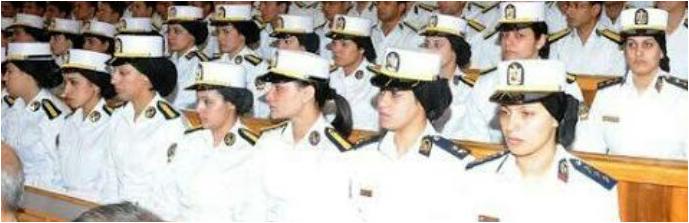 القبول والتقديم بكلية شرطه بنات