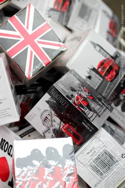 Londyn i brytyjskie smaki