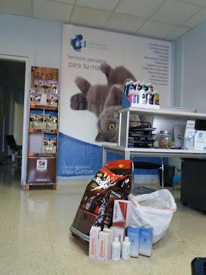 MAS DONACIONES - MEHR SPENDE - MORE DONATIONS