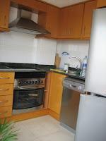 atico duplex en venta avenida almazora castellon cocina