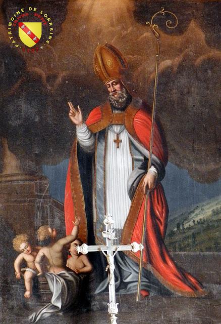 Saint-Nicolas (XVIIIe siècle) - Peinture - Église de Void-Vacon (55)