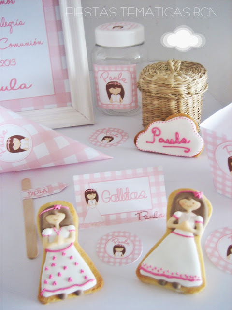 galletas decoradas comunion