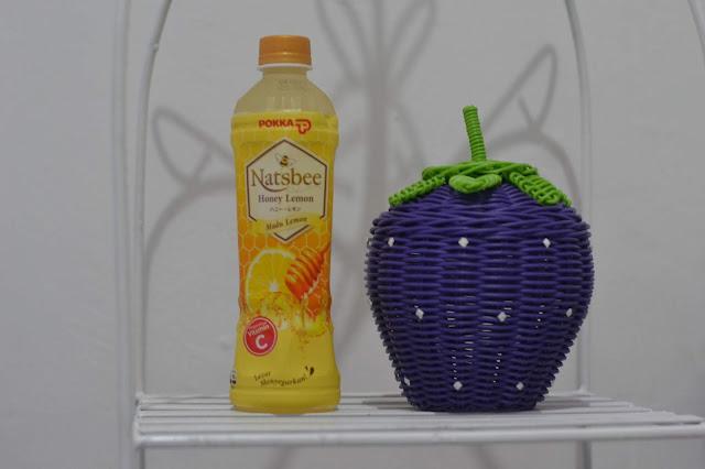 Santai Dululah dan Nikmati Hidup dengan Pokka Natsbee Honey Lemon #AsikTanpaToxic