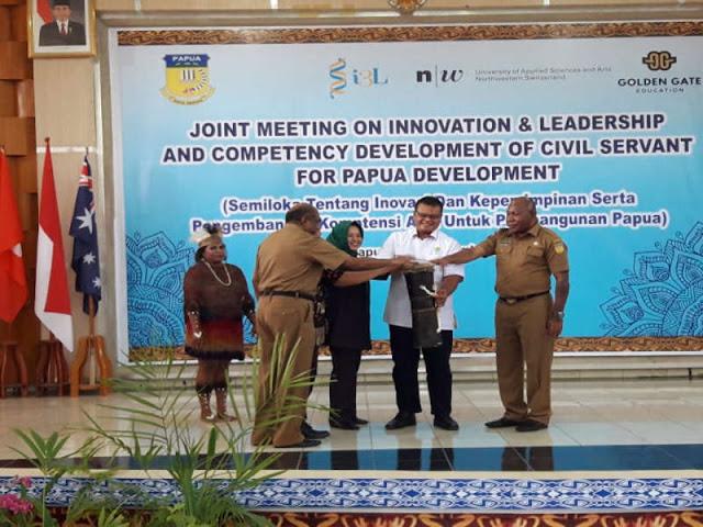 ASN Papua Dituntut Terus Lakukan Inovasi Baru