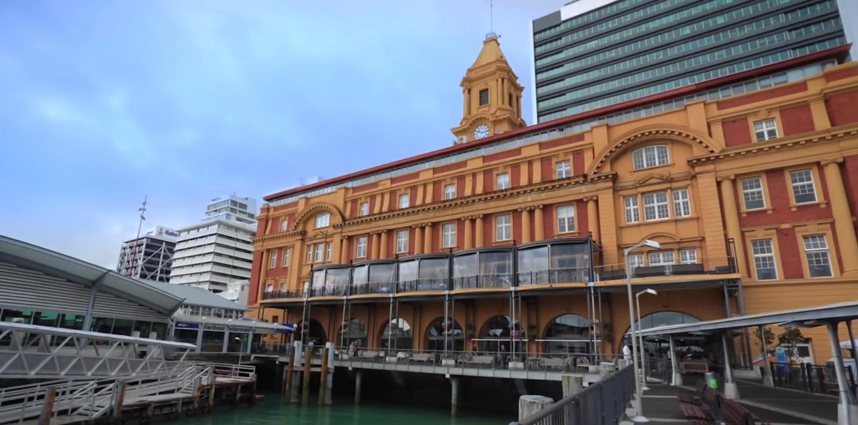 Auckland - Új-Zéland