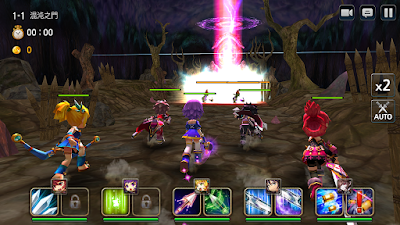 GrandChase TW v1.05 Mod Apk Free Android