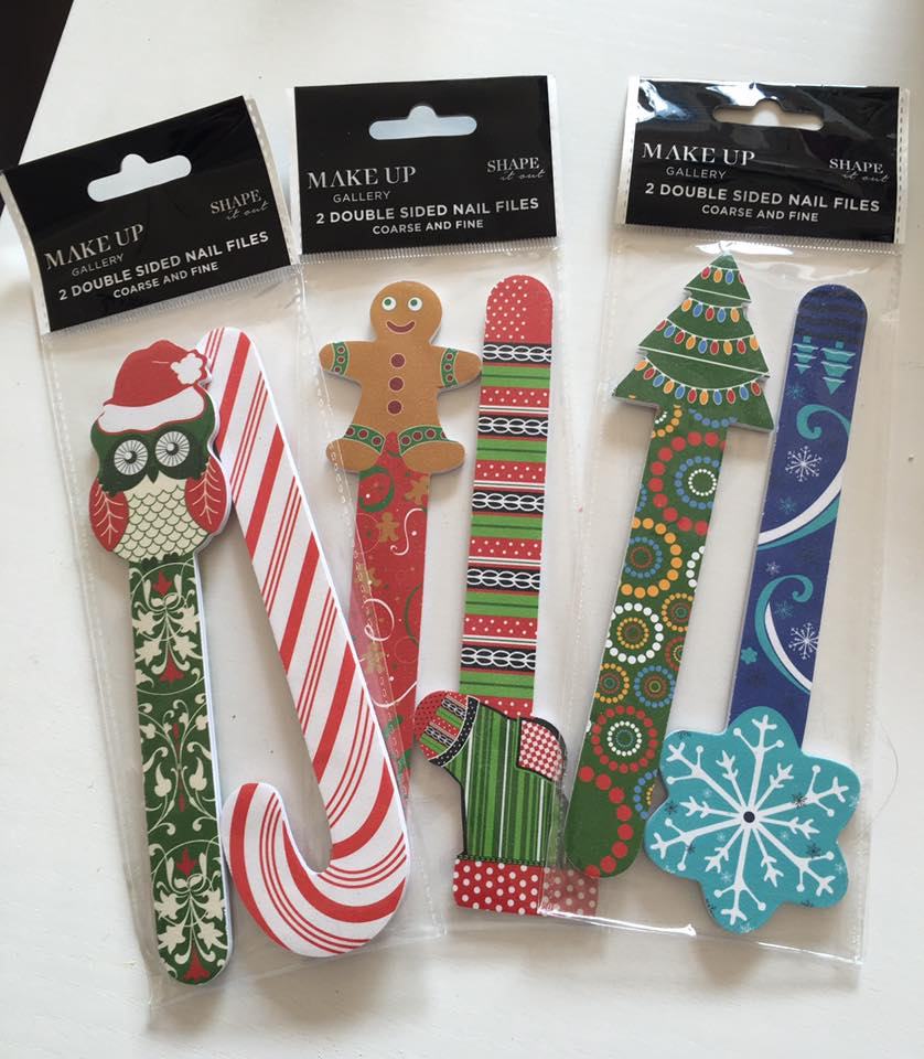 Mum Of Five Staying Sane Christmas Ping Pictures And Details Grey Nail Files