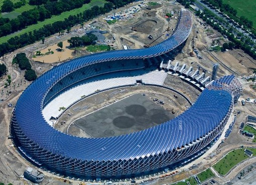 The World Coolest Sport Stadiums 1001 Questionsknowledge