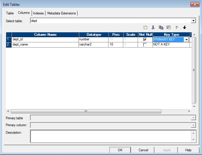 Constraint Based Loading in Informatica