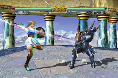 Soul Calibur+arcade+game+portable+3d+fighter+sword+videojuego+descargar gratis