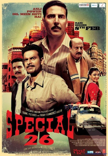 Special 26 2013 Bollywood Full Watch Movie Online