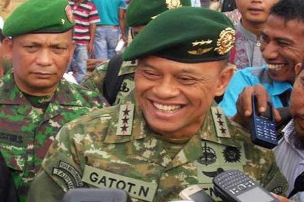 Jendral Gatot Ingatkan Pribumi Bisa Diusir, Pengamat: Sinyal Dari Panglima Agar Rakyat Waspadai Ahok cs