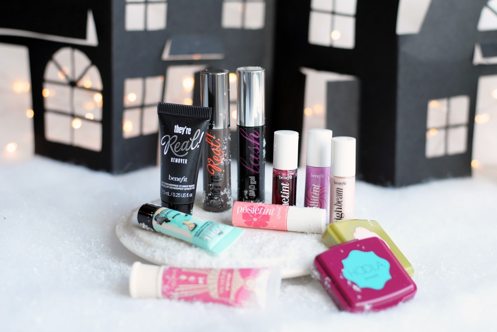 Benefit Advent Calendar 2016 I Am A Fashioneer Bloglovin The Porefessional Face Primer Mini Size 75ml Original All Bestsellers In From Mascara To Highlighters Blushes And Lip Products Perfect Get Know Brand