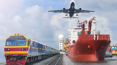 La tecnología y el transporte de mercancías